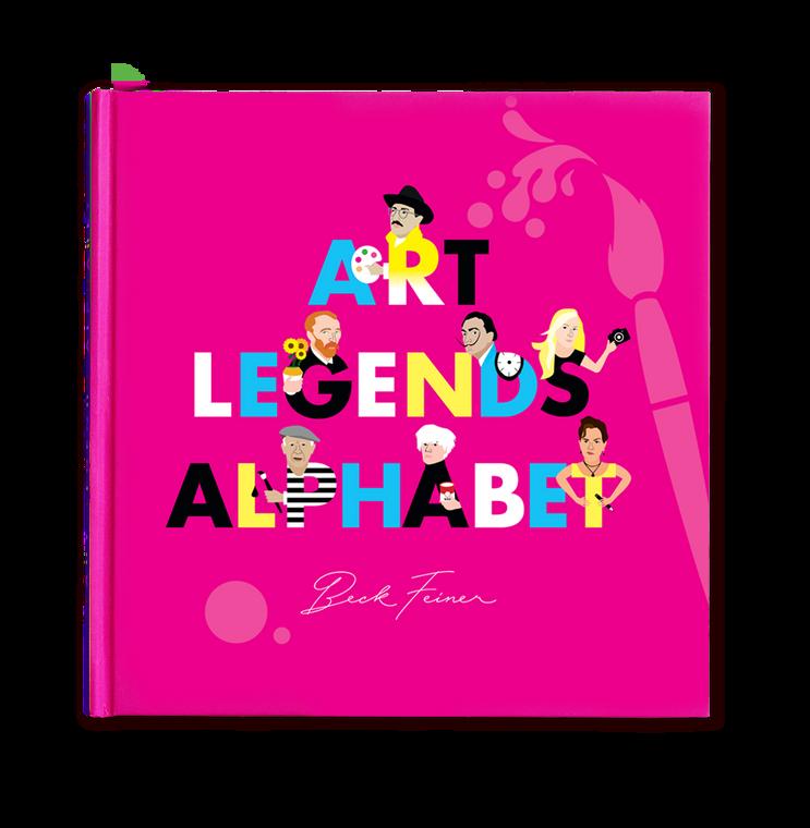 Art Legends Alphabet Book