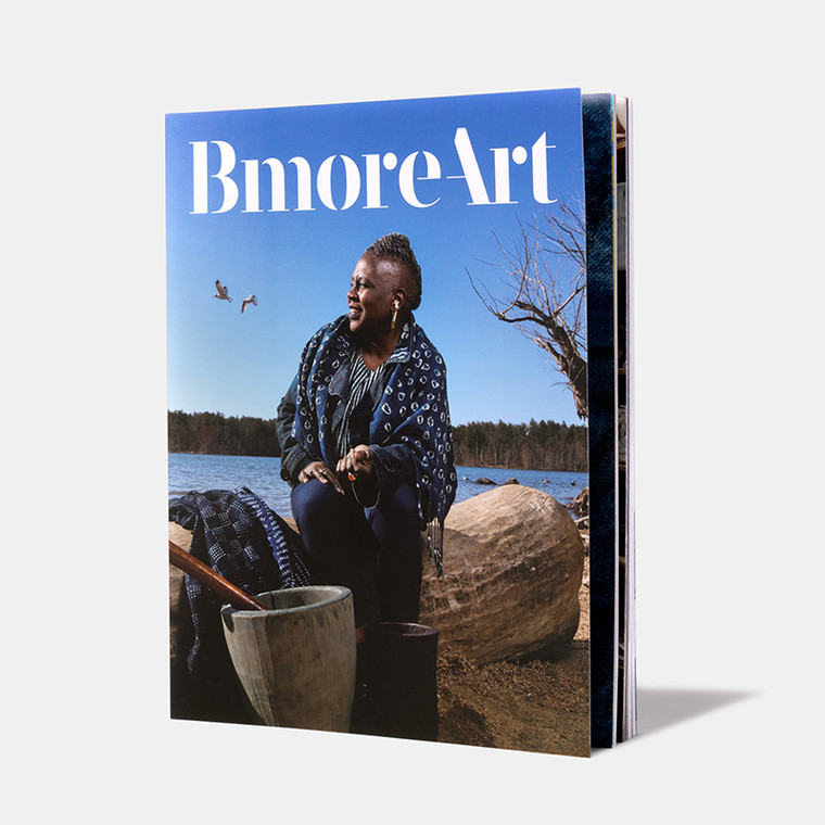 Bmore Art Journal of Art & Ideas:  Issue Nine:  Craft