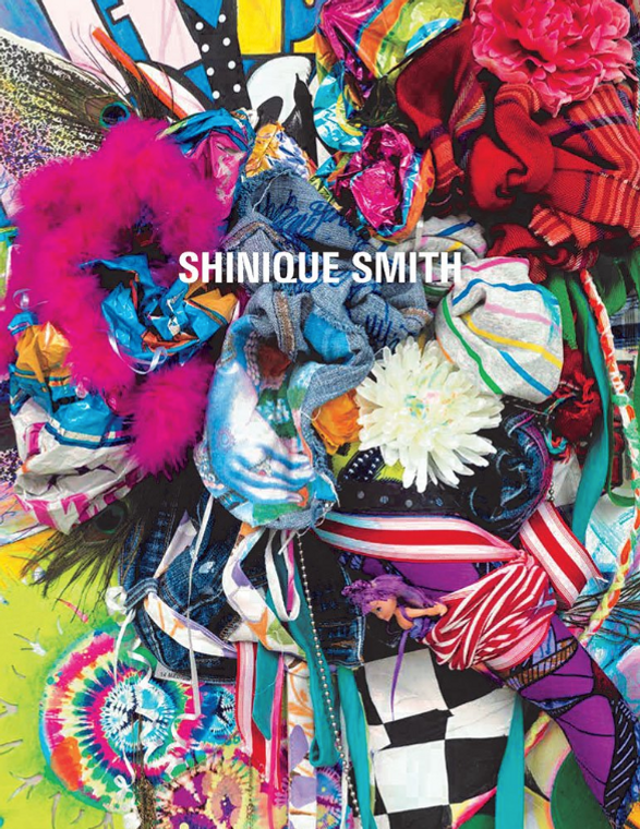 Shinique Smith:  Wonder and Rainbows