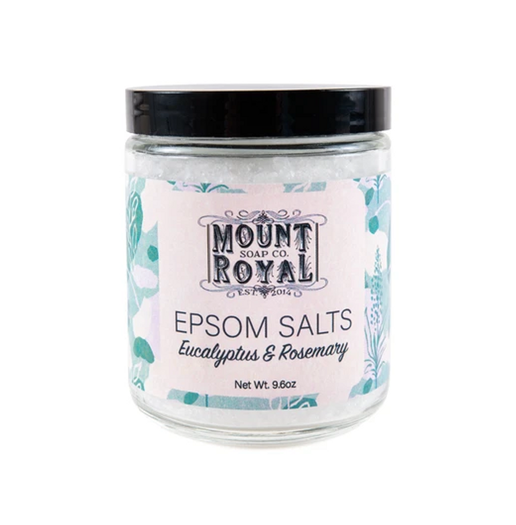 Eucalyptus & Rosemary Epsom Salts
