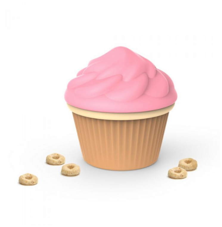 Snack Cake Spill-Proof Snack Cup