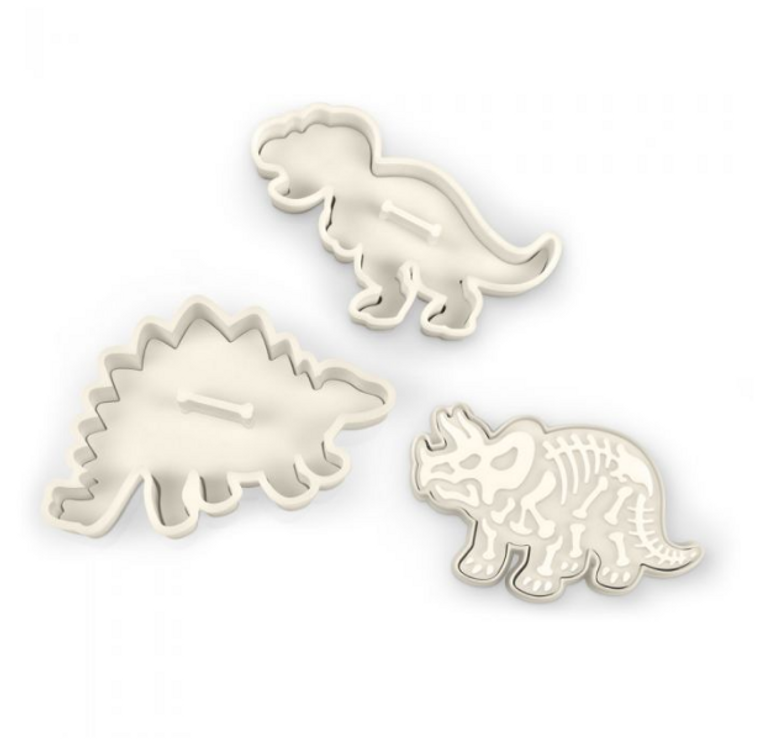 Dig-Ins Dino Fossil Cookie Cutters