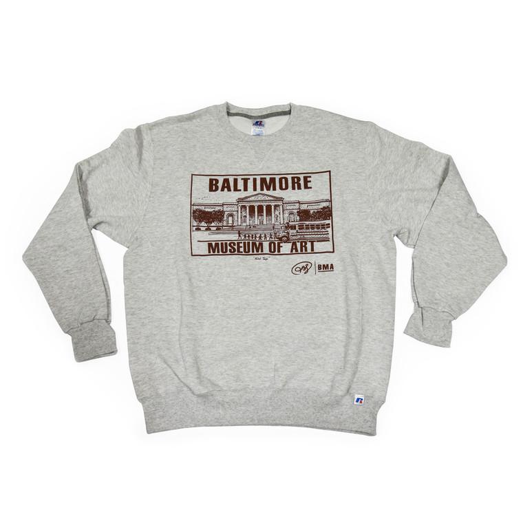 BMA Adult Crewneck Sweatshirt