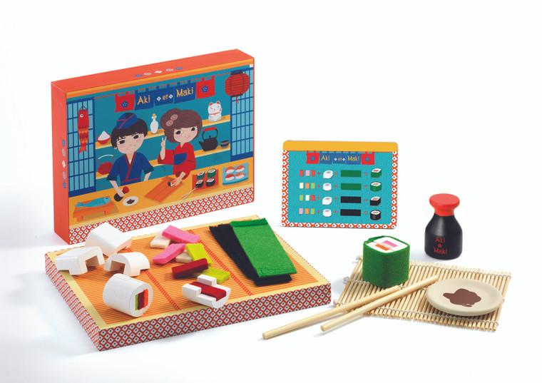 Aki & Maki Sushi Box