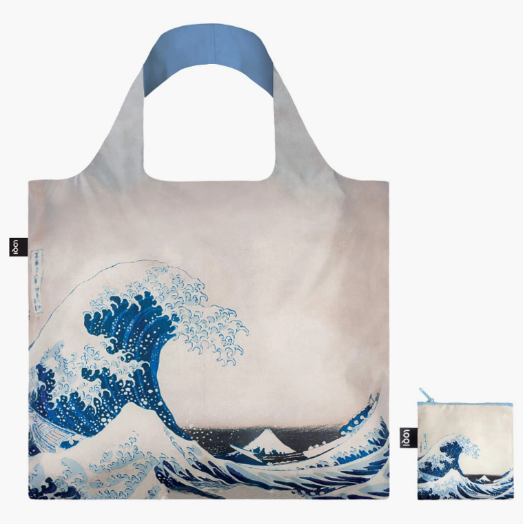 The Great Wave Bag by Loqi