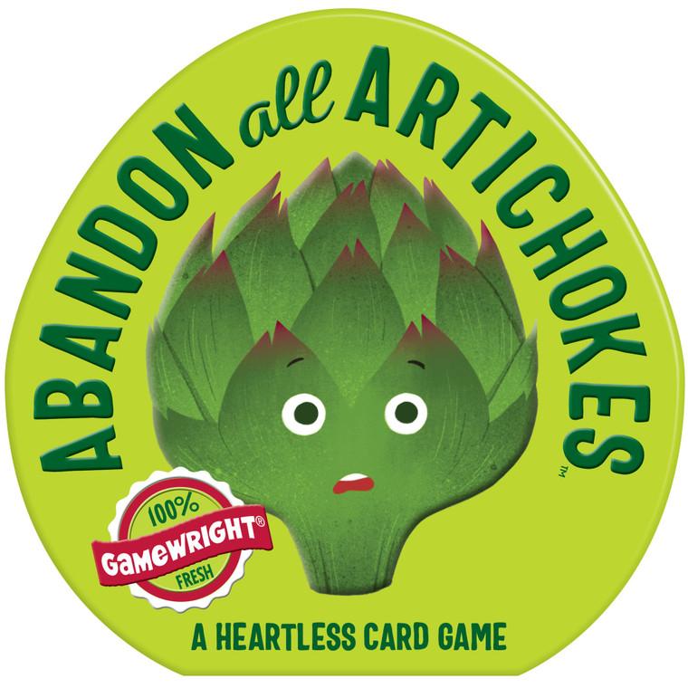 Abandon All Artichokes- A Heartless Card Game