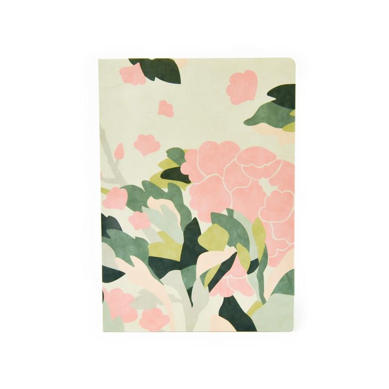 Hanji Bombom Notebook - Blossoms