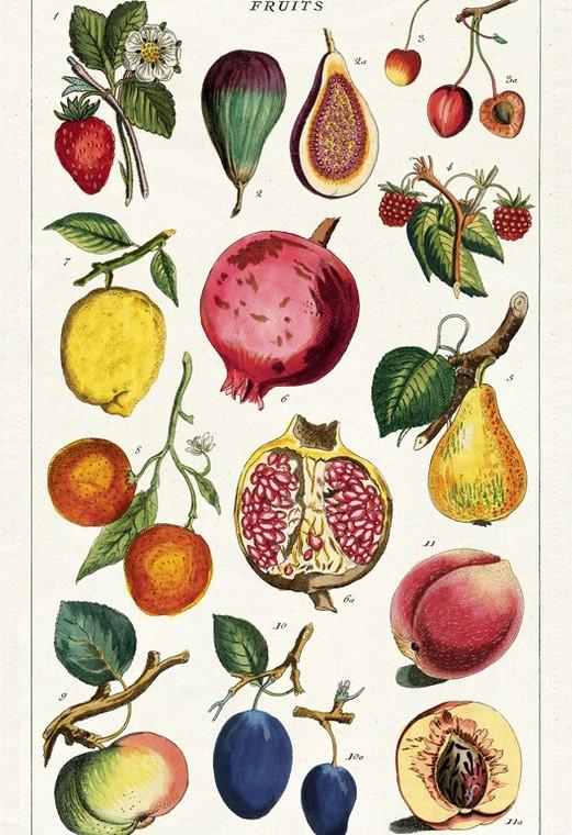 Fruits Tea Towel