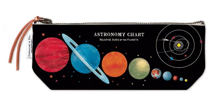 Astronomy Mini Pouch
