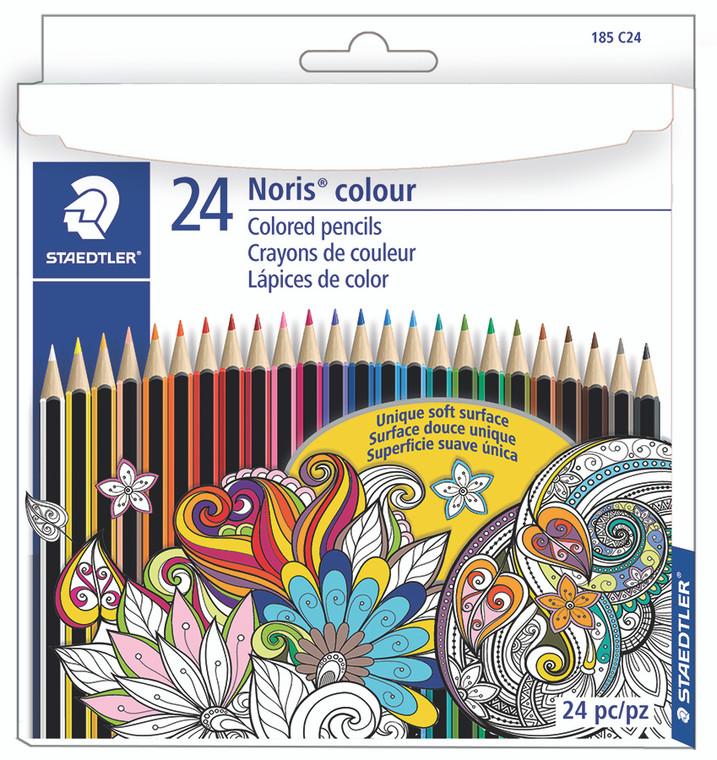 Noris Colored Pencils Set of 24