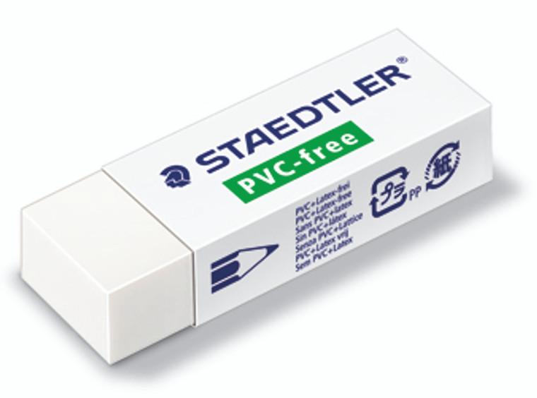 PVC Free White Eraser