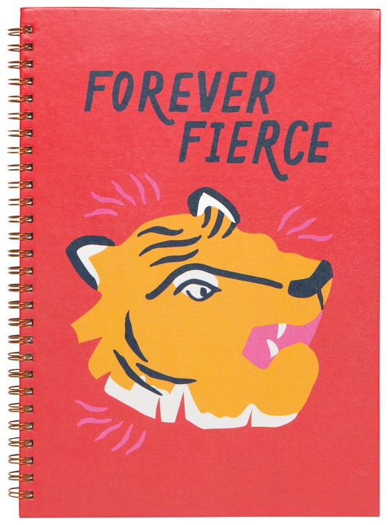 Fierce Ring Bound Notebook