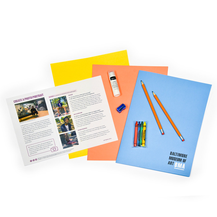 Sponsor a BMA Art Kit