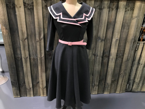 Bettie Page Reproduction Jersey Dress