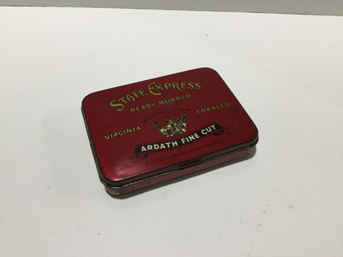 ARDATH State Express 2oz Tobacco Tin