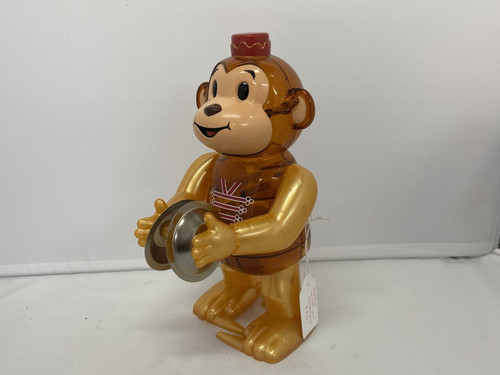 Classic Wind Ups' Mortimer the Monkey - no box.