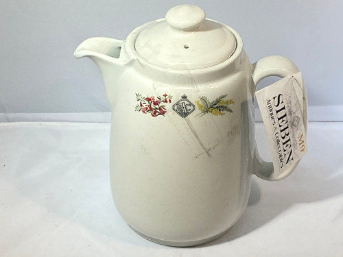 RACV Duraline Collectable Hotelware Jug with lid/teapot