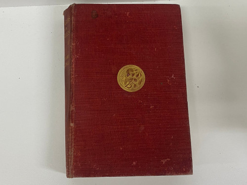 Antique Hardcover Book - RUDYARD KIPLING, 'REWARDS AND FAIRIES' Second Edition 1915.
