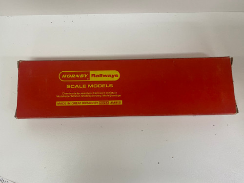 HORNBY RAILWAYS Vintage 00 Gauge Brake 2ND CLASS COACH Model Train
