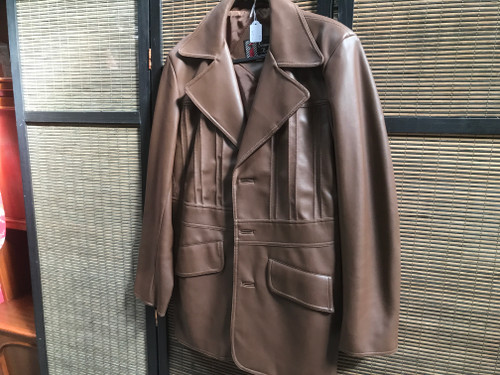 Men Simon Kessel Brown Jacket