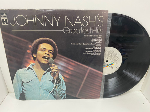 Vinyl Record - JOHNNY NASH's Greatest Hits