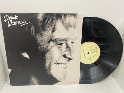 Vinyl Record - DENNIS WATERMAN So Good For You