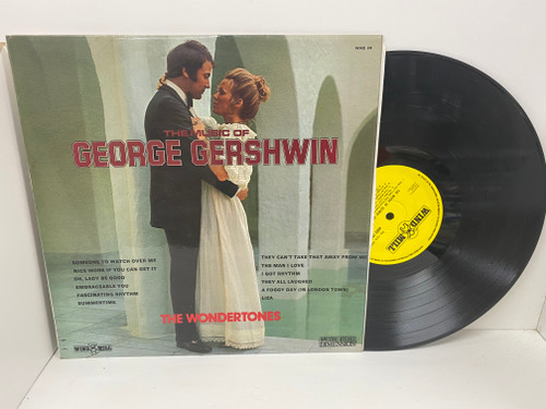Vinyl Record - GEORGE GERSHWIN The Wondertones