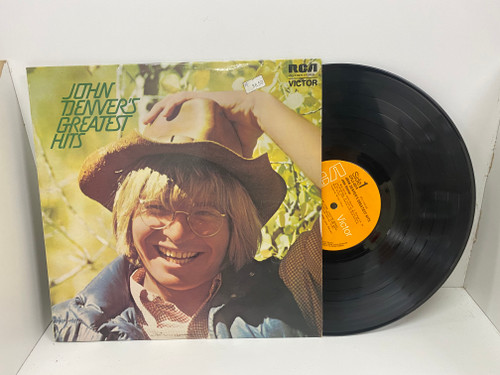 Vinyl Record - JOHN DENVER'S Greatest Hits