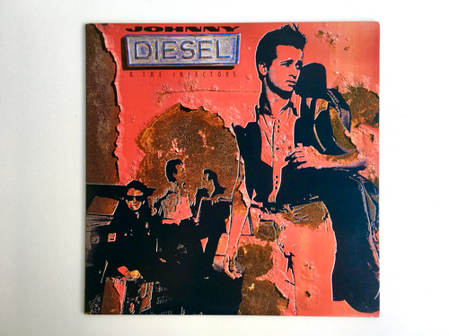 Vinyl Record - Johnny Diesel & The Injectors