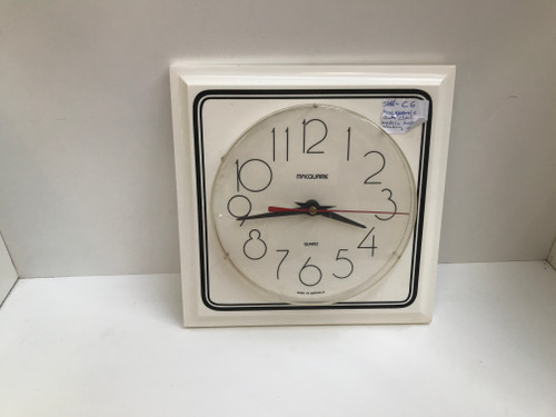 Macquarie Quartz Clock