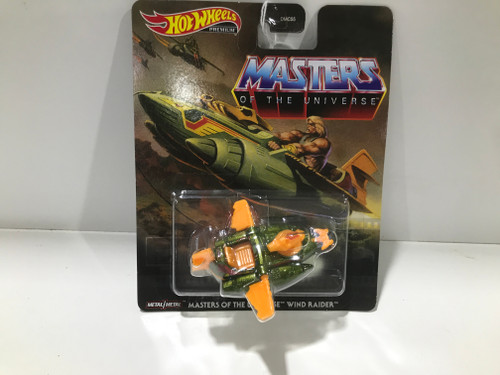 "He-Man Master of the Universe Die Cast ""Wind Raider"""