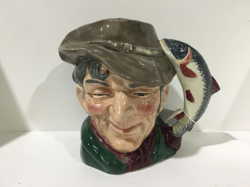 "ROYAL DOULTON ""The Poacher"""