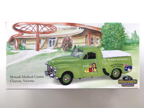 Matchbox Collectibles Holden Utility Victoria Ronald McDonald House