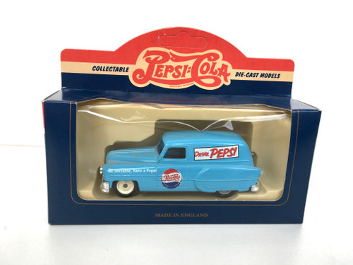 Collectable Pepsi Cola Die Cast Models 1953 Pontiac Delivery Van