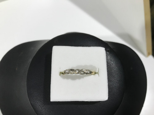 18ct 1950's Gold Ring