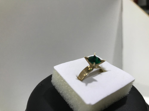 9ct Gold 1960's Dress Ring