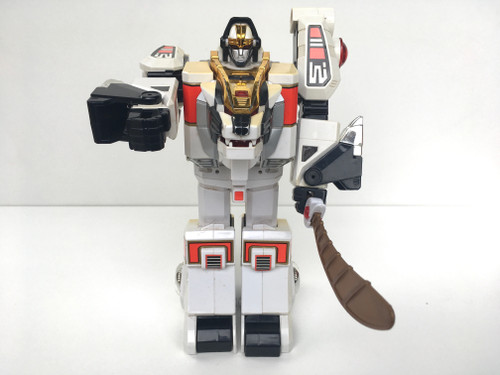 Large Tigerzord Power Rangers Plastic Figure