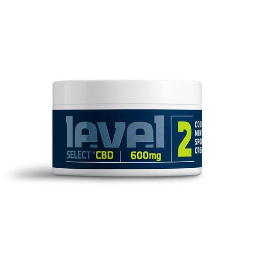 Level 2: 600mg Sports Cream
