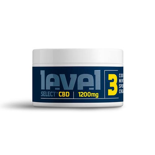Level 3: 1200mg Sports Cream