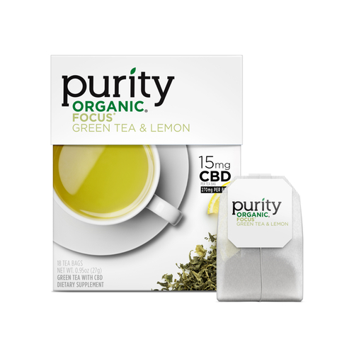 FOCUS Green Tea & Lemon