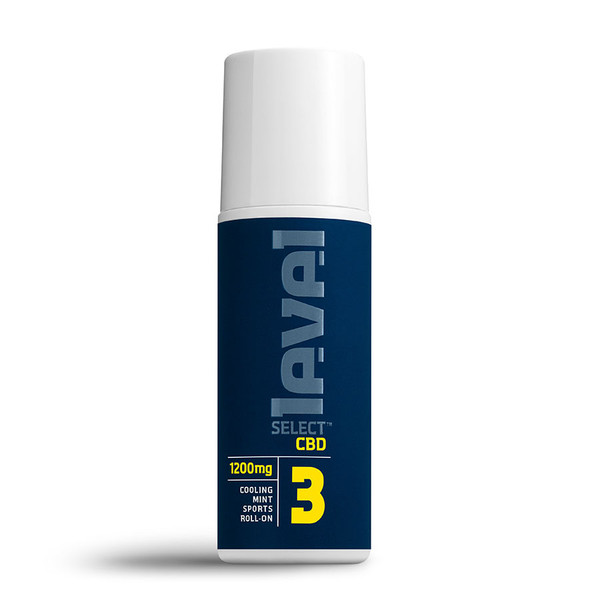 Level 3: 1200mg Sports Roll-On