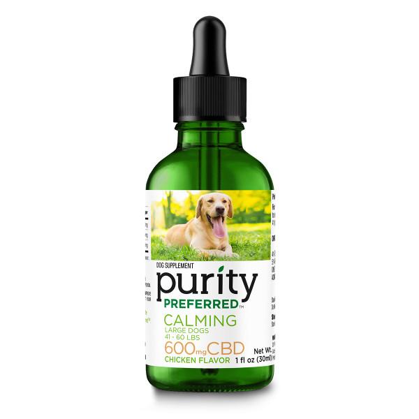 Pet CBD Calming Drop Large Dog