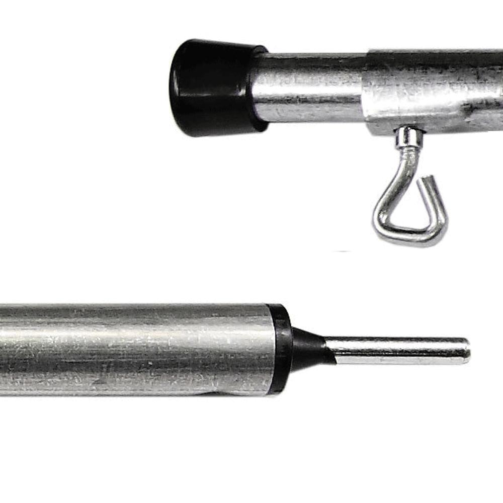 9Ft Adjustable Steel Poles | CampKings Australia