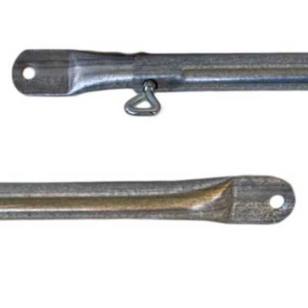 18Ft (548cm) Adjustable Steel Slide Rails from Greer & Kent