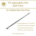 7Ft Bulk 10 Pack | CampKings Australia