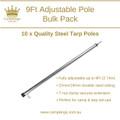 9Ft Bulk 10 Pack | CampKings Australia