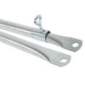 14Ft (427cm) Adjustable Steel Slide Rail