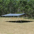 XTREME KIT EasyTarp is easy to set up