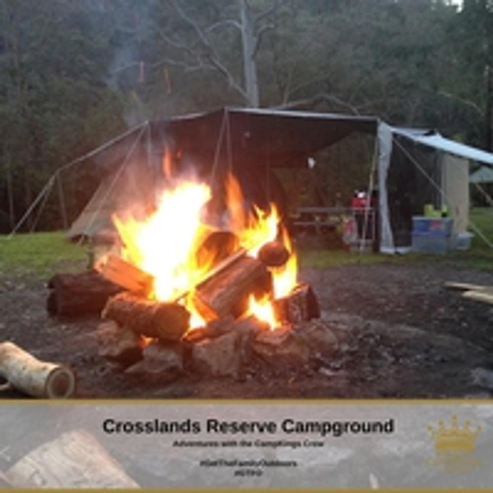 Crosslands Reserve | CampKings Crew Review