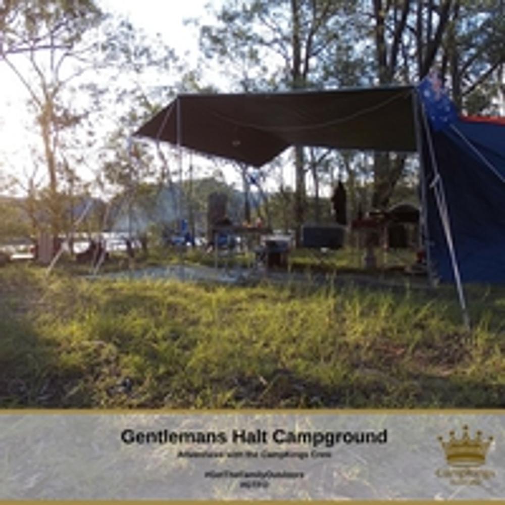 Gentleman's Halt   CampKings Crew Review